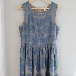 Sundace Blue Dress